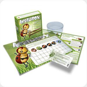 kit d'élevage de coccinelles - Adaliabox